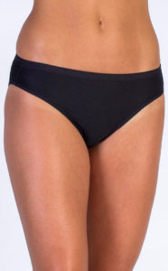 ExOfficio Women's Give-N-Go Bikini Briefs for working out, best underwear for sweaty crotch, best women's underwear for excessive sweating