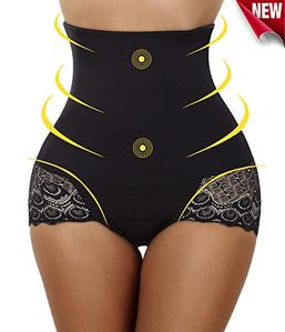 Gotoly Women's Body Shapewear, High Waist Butt and Hip Lifter, Top Rated Body Shaper for Tummy Control