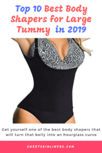 Here's a fact: denying yourself one more pizza or bugger is that hardest thing to do. And just when the belly pooch and tummy folds grow to become unsightly is when you are called over for a special event such as a party. To save the day, check out one of the best body shapers for large stomach that will make you feel and look as petite as it comes.