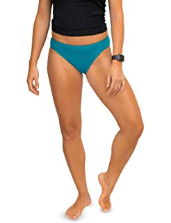 Icebreaker Merino Wool Women's Siren Bikini Underwear, best bikinis for travel