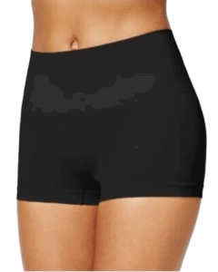 SPANX Everyday Body Shaping Panty for Women, Seamless Boyshort, best shaper for lower stomach, best shapewear to flatten stomach, best shapewear for hanging belly, best shapewear for stomach, best boyshorts for belly