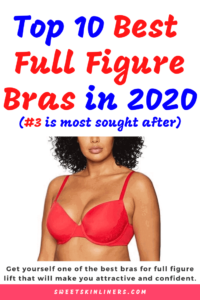 As a full busted woman, you don't have to despise yourself or envy the petite girls anymore. You can redeem your sexy silhouette and confidence with the best full figure lift bra. Check out a review of the best full figure bras that will make you feel and look good. If you are wondering what is the best fitting brassiere for full figured, then these are our highest reviewed full figure bras, best fuller figure bras and best support bra for full figured