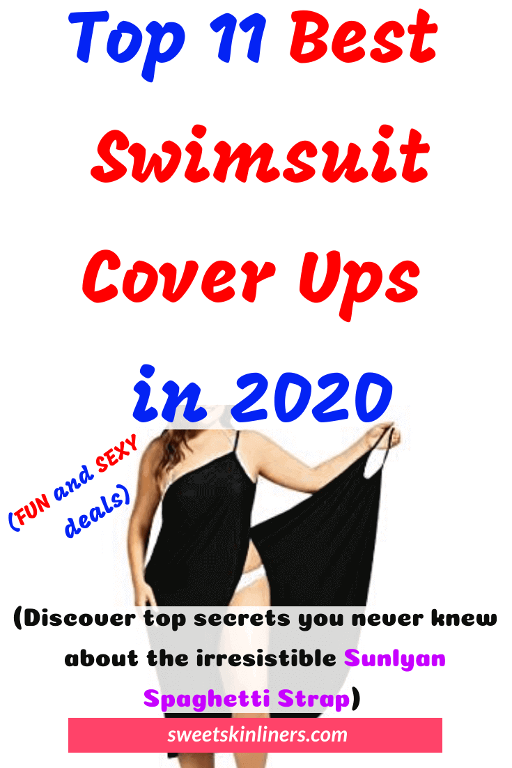 A cherry-picked list and shopping guide for the best swimsuit coverups, best beach cover ups, best bathing suit cover ups, best swim cover ups, best bikini cover up, best plus size swimsuit coverups, best swimsuit cover ups, best beach coverups, best beach cover ups for your body, best swimwear cover ups, best swim suit cover ups