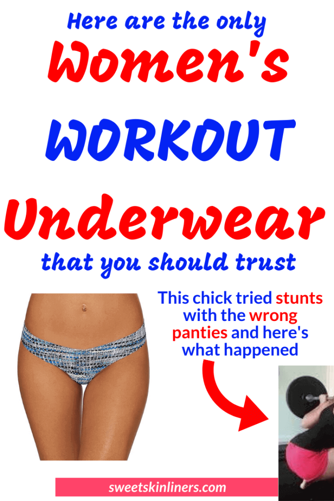 A sorted list and buyer's guide for best women's underwear for sweating out, best women's workout underwear, best breathable underwear for working out, best women's sports underwear, best women's underwear for excessive sweating, how to stay dry down there