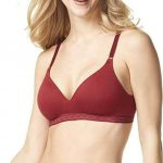 Warner's Women's Cloud 9 Wire-Free Contour Bra, one of the best bras for nipple coverage, best bra to cover nipples, bra in which nipples are not seen, bras that hide nipples
