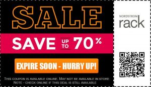 Nordstrom Rack coupon deal (up to 70 percent off). If you are asking What are the Best Cheap Clothing Websites? then Nordstrom Rack is one of the best online clothing stores