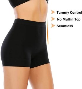 Werena Women's Seamless Shaping Boyshorts Panties Tummy Control Underwear Slimming Shapewear Shorts. Stop wondering about what to wear a bodycon dress and get yourself these seamless boyshorts